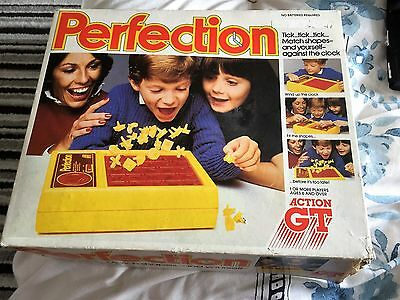 Vintage Perfection Game Action Gt Complete