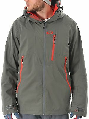 Oakley Spur 3 in 1 Ski Jacket- Grey and Red- Size M- Brand New