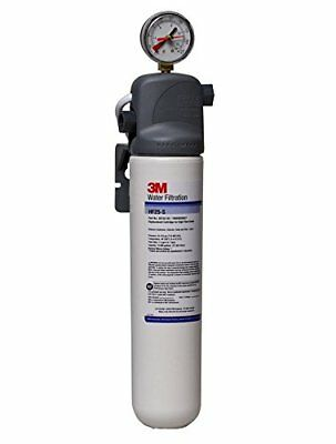 3M Water Filtration, High Flow Series Filter System, Model ICE125-S 5616004