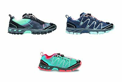CMP ATLAS WMN Trail Shoes Womens Hiking Trekking Lace-Up