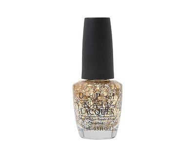 OPI Nail Polish 15ml I Reached My Gold! NLG38 Colour Lacquer Manicure Varnish