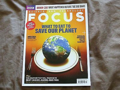 Bbc Focus Magazine - #309 July 2017 - Science And Technology
