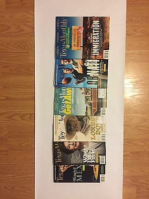 Lot Of 16 Texas Monthly Magazines 2010-2011