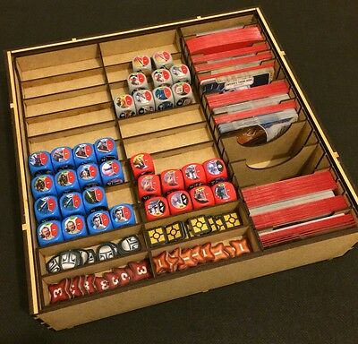 Star Wars Destiny Large Card Deck & Dice Storage Box