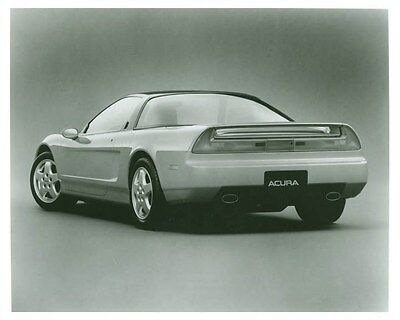 1989 Acura NSX Sports Car Automobile Factory Photo ch5694