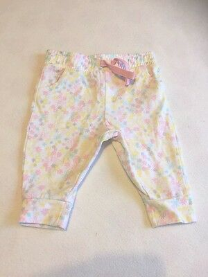 Baby Girls Clothes 0-3 Months - Cute Joggers Trousers -