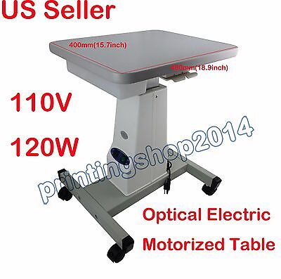 110V Heavy Duty Optical Electric Motorized Tables size 400x480mm