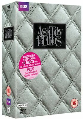 Absolutely Fabulous: Absolutely Everything (Box Set) [DVD]