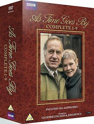 As Time Goes By: Series 1-9 (Box Set) [DVD]