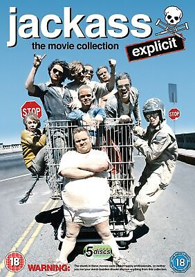Jackass: The Movie Collection (Box Set) [DVD]