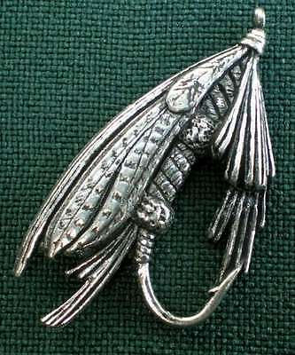 Fliege Anstecknadel Pin F29 Fly