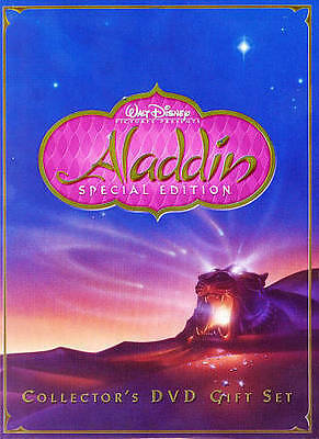 Aladdin Special Edition Collector's DVD Gift Set