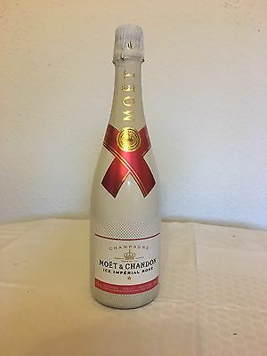 1 Flasche Moet ICE Imperial Rose 0,75 l