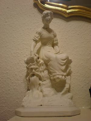 Marble Ancient statuette - beautiful