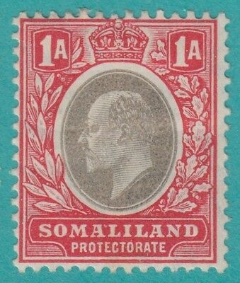 Somaliland 41 Mint Hinged Og *   No Faults Extra Fine  !