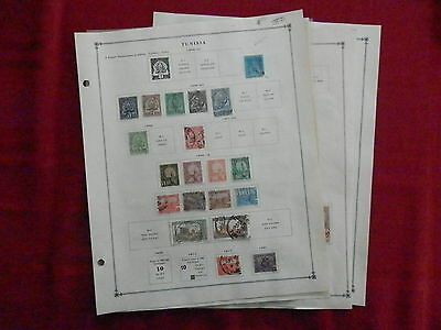 Tunisia Old Collection 1888-1926 Dr Schultz Estate !!9821T