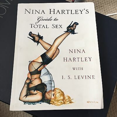 Nina Hartley's Guide To Total Sex Book (Paperback)
