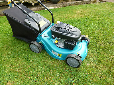 """Petrol Rotary Lawn Mower With 16"""" Cut,excellent"""