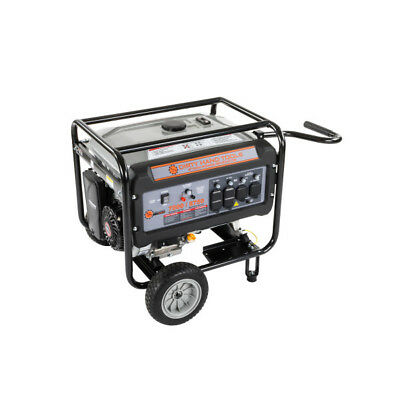 8750W Gas Powered Generator - Dirty Hand Tools