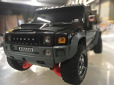Xmods Evolution Rc Hummer H2 Radio Controlled Car