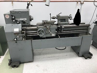 "LeBLOND Regal 15"" x 42"" Geared Head Engine Lathe w/ Tooling Package & 10"" Chuck"