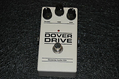 Dover Drive (overdrive) by Hermida Audio USA // Eric Johnson