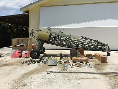 Boeing Stearman Project -  PRICE REDUCED!