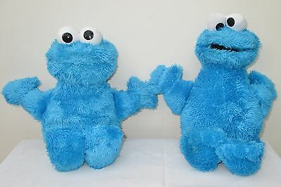 Squeeze A Song Cookie Monster Talking Singing Toy Sesame Street/furchester Hotel