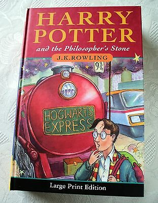 Harry Potter and the Philosopher's Stone First Edition. First Printing, Rare! UK