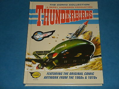 Gerry Anderson's THUNDERBIRDS:-The Classic Comic Collection(1960's*1970's) Tracy