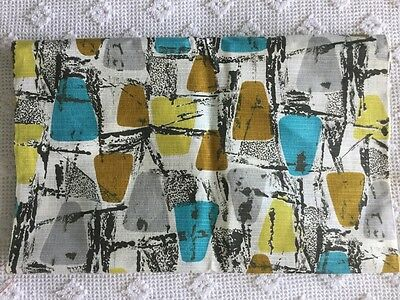 Vintage/Retro Cotton Fabric - Stunning & Unused (1 of 2)