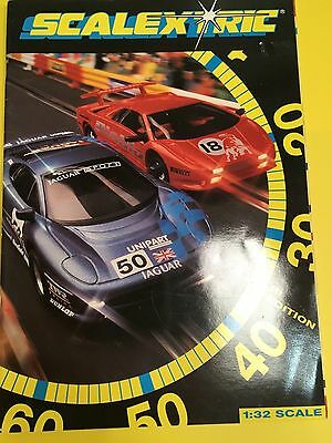 Scalextric 1994 35th edition catalogue in good condition