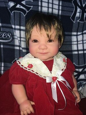 "Adorable Life Like 22"" Pat Secrist Toddler Baby Doll Charlie"