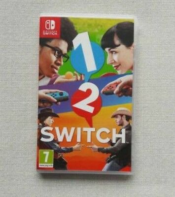 -- 1 2 Switch Complet Comme Neuf Nintendo Switch --
