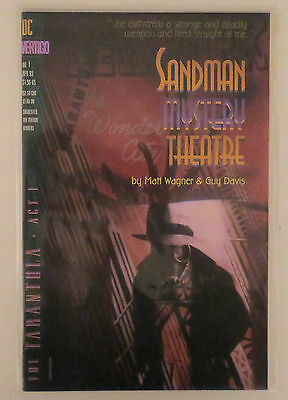 SANDMAN MYSTERY THEATRE # 1, 2, 3, 4, 5,6,7,8 - First two story arcs 1993
