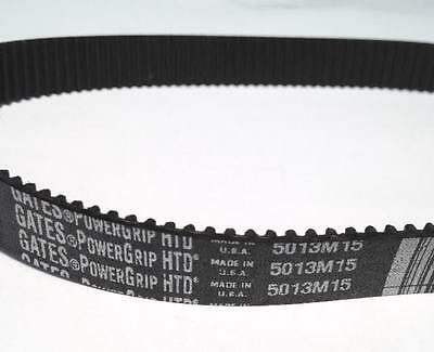 Gates 501-3M-15 Timing Belt 15mm PowerGrip HTD 5013M15 Made In USA NEW (3B10)