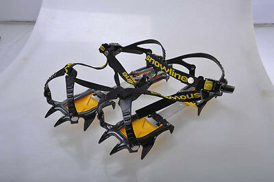 Ice Snow Climbing Mountaineering Snowline Crampons | ✔✔✔ Fast Free Shipping ✔✔✔