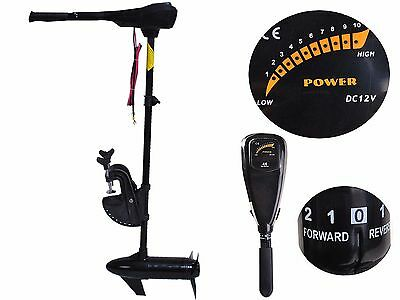 "New 46lbs Freshwater Transom Mounted Trolling Motor 36"" Shaft"
