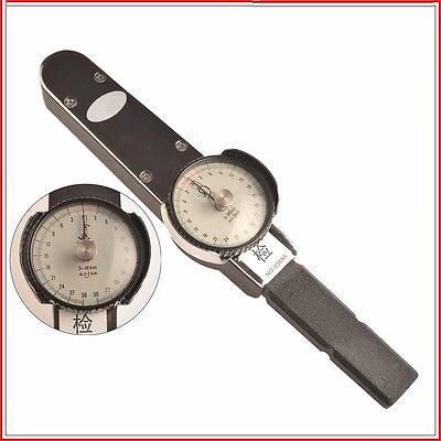 """1/2"""" 0-100N.m 3% watch dial torque wrench needle indicator cursor screw"""