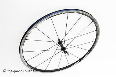 SHIMANO RS20 Road Bike Clincher Front Wheel and Skewer-700c RS-20