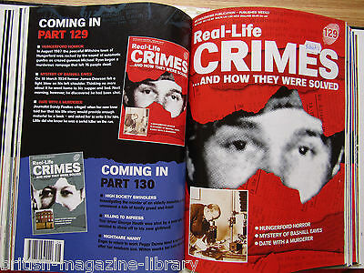 Real Life Crimes # 129 Michael Ryan - James Dawson - Sandy Fawkes