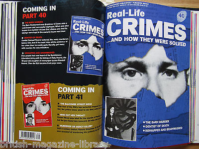 Real Life Crimes # 40 Samuel Perera - Patty Hearst / Randolf Hearst