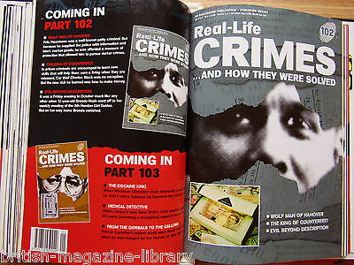 Real Life Crimes # 102 Fritz Haarmann - Charles B - Arthur Jones