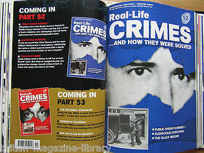 Real Life Crimes Alvin Karpis Elvira Barney Willian Stephen Linda Calvey Ronnie