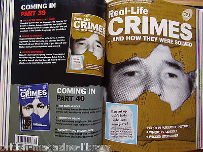 Real Life Crimes # 39 Veronica Guerin - Stephen Midlane - Keighley Barton