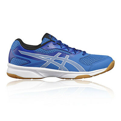Asics Gel-Upcourt Mens Blue Squash Indoor Court Shoes Trainers Pumps