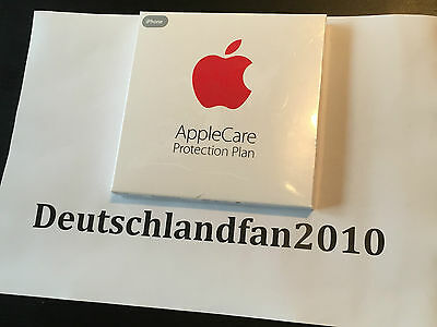 AppleCare Protection Plan Apple Care iPhone XS (MAX), iPhone XR, iPhone X, 8 NEU