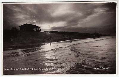 MABLETHORPE - End Of The Day - Arjay Series - c1920s era Lincolnshire postcard