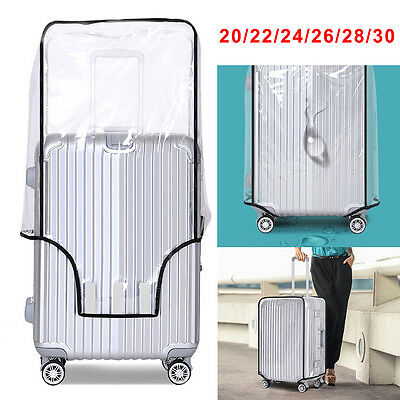 Travel Luggage Cover Protector Suitcase Dust Proof Bag Anti Scratch Waterproof
