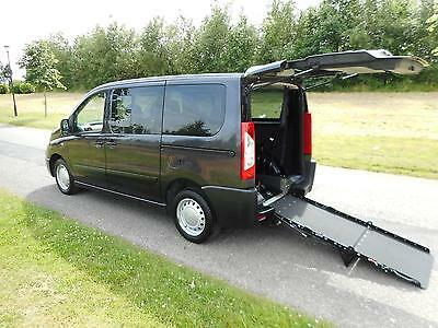 2012 Peugeot Expert Tepee 2.0 Hdi ONLY 28K Wheelchair Accessible Vehicle WAV